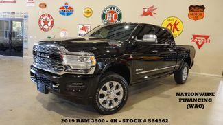 2019 Dodge Ram 3500 Limited MEGA CAB 4X4 MSRP 83K,ROOF,360 CAM,4K in Carrollton, TX 75006