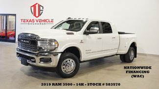 2019 Dodge RAM 3500 Limited DRW 4X4 MSRP 86K,ROOF,NAV,360 CAM,14K in Carrollton, TX 75006
