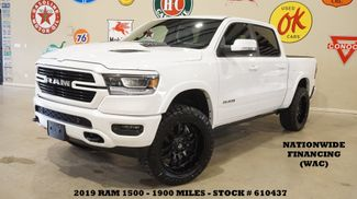 2019 Dodge Ram 1500 Laramie Sport 4X4 MSRP 64K,LIFTED,FUEL 22'S,1K in Carrollton, TX 75006