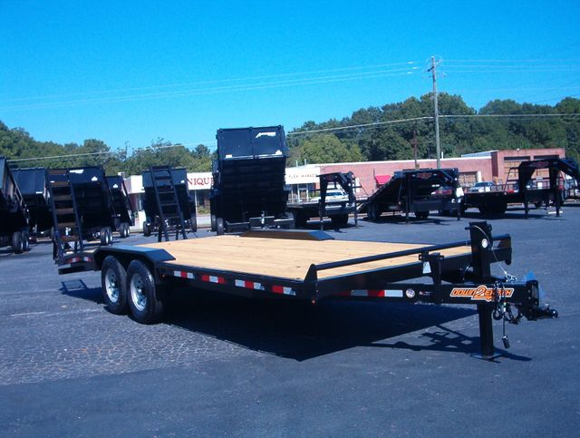 2019 Down To Earth 22 Ft Drive Over 7 Ton Trailer in Madison, Georgia 30650