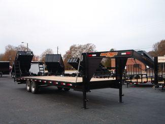 2019 Down To Earth 26 Ft Gooseneck 7 Ton Deckover in Madison, Georgia