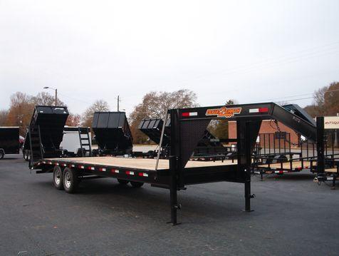 2019 Down To Earth 26 Ft Gooseneck 7 Ton Deckover  in Madison