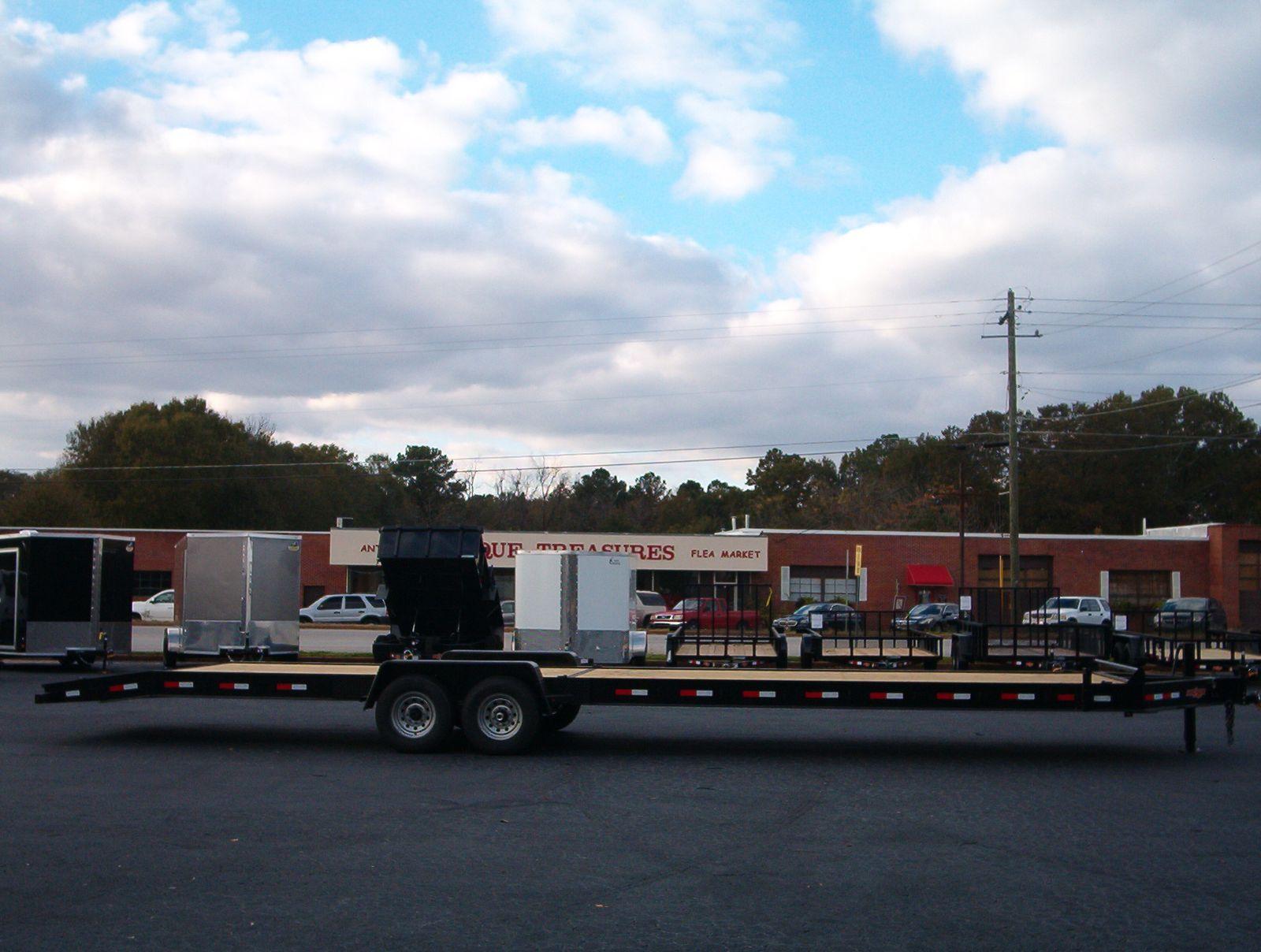 2019 Down To Earth 36 Ft 7 Ton 2 Car Hauler City Georgia
