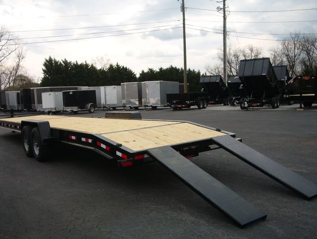 2019 Down To Earth 36 Ft 7 ton 2 Car Hauler in Madison, Georgia 30650