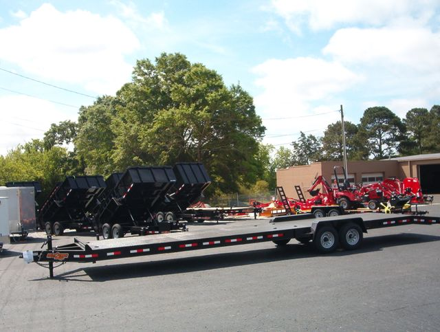 2019 Down To Earth 36 Ft 7 Ton 2 Car Hauler in Madison, Georgia 30650