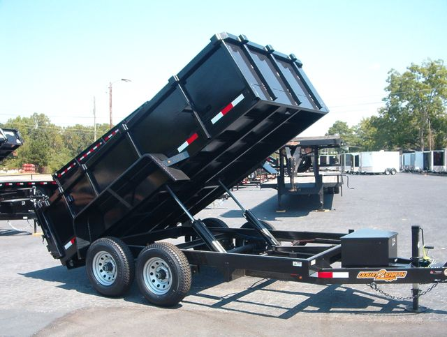 2019 Dump Trailer Down To Earth Dump 6x12 5 Ton in Madison, Georgia 30650