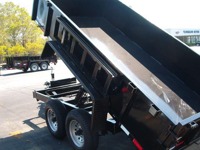 2019 Dump Trailer Down To Earth Dump 6x12 5 Ton in Madison, Georgia 30650