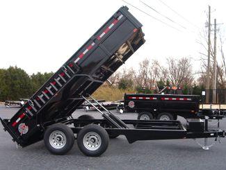 2019 Dump Trailer Homesteader Dump 7x14 7 Ton    city Georgia  Youngblood Motor Company Inc  in Madison, Georgia
