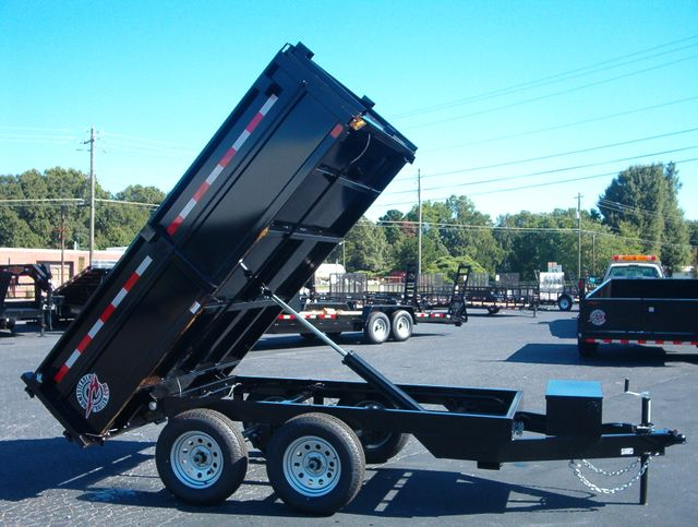 2019 Dump Trailer Homesteader Dump 6x10