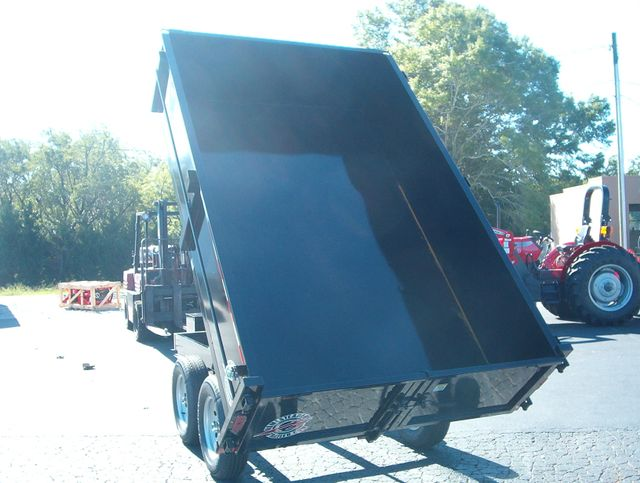 2019 Dump Trailer Homesteader Dump 6x10 in Madison, Georgia 30650
