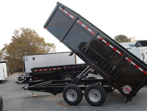 2019 Dump Trailer Homesteader Dump 7x14 7 Ton 4 Ft Sides  in Madison