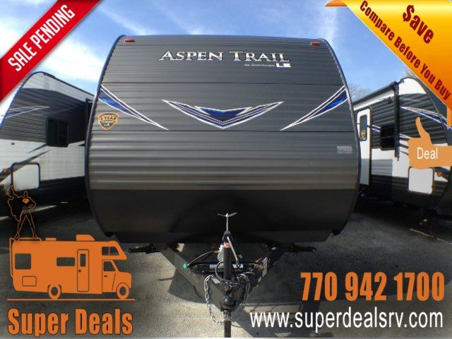 2019 Dutchmen Aspen Trail LE 26BH