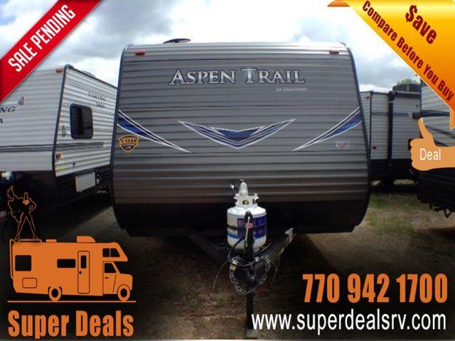 2019 Dutchmen Aspen Trail LE 1700BH