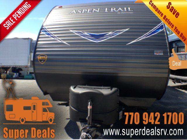 2019 Dutchmen Aspen Trail 3650BHDS