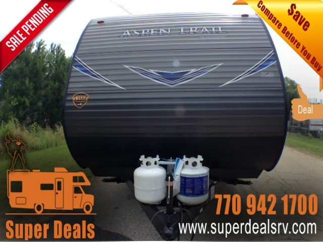 2019 Dutchmen Aspen Trail 3070RLS