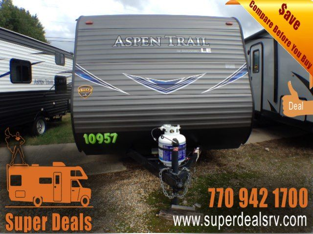 2019 Dutchmen Aspen Trail 1800RB in Temple, GA 30179