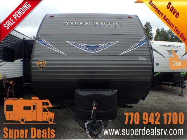 2019 Dutchmen Aspen Trail 2910BHS