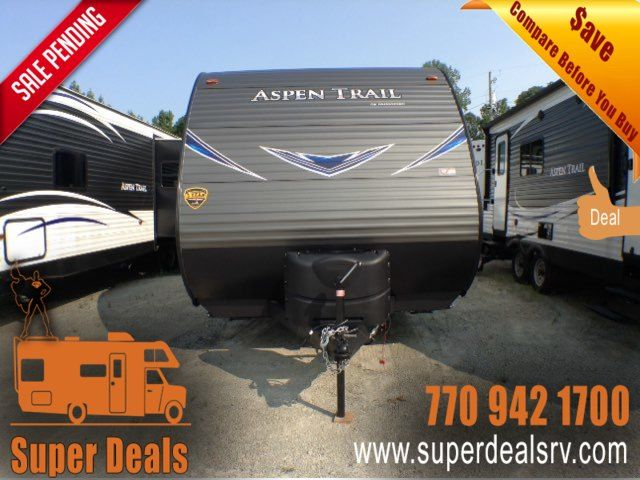 2019 Dutchmen Aspen Trail 1900RB