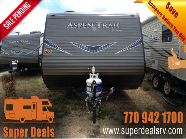 2019 Dutchmen Aspen Trail 1700BH