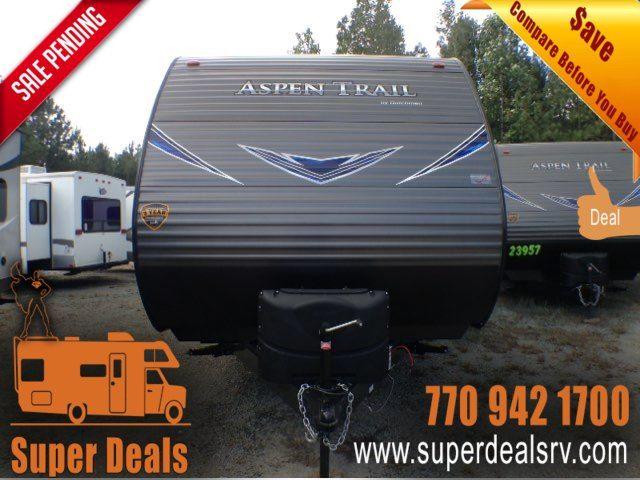 2019 Dutchmen Aspen Trail 2850BHS