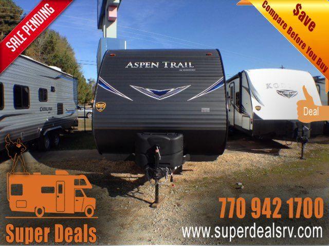 2019 Dutchmen Aspen Trail 2710BH