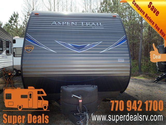 2019 Dutchmen Aspen Trail 3650BHDS in Temple, GA 30179