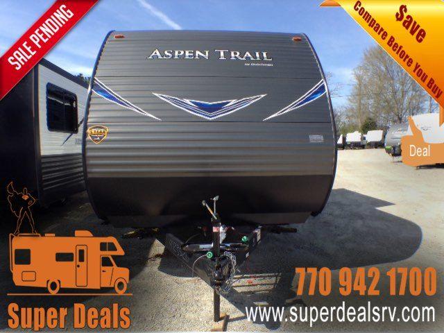 2019 Dutchmen Aspen Trail 2340BHS