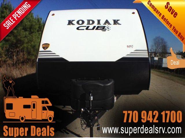 2019 Dutchmen Kodiak Cub 175BH