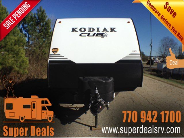 2019 Dutchmen Kodiak Cub 185MB