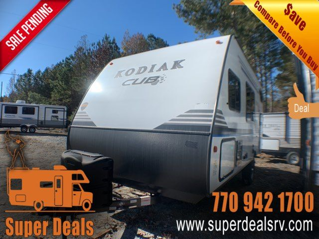 2019 Dutchmen Kodiak Cub 175BH in Temple, GA 30179