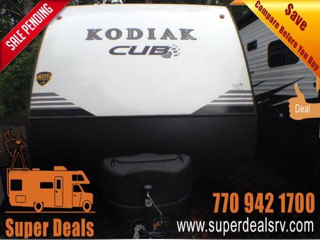 2019 Dutchmen Kodiak 175BH