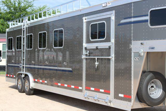 2019 Eby Legacy Series 5 + 1 Horse Slant Load CONROE, TX 1