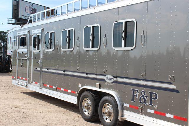 2019 Eby Legacy Series 5 + 1 Horse Slant Load CONROE, TX 12