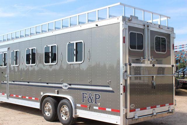 2019 Eby Legacy Series 5 + 1 Horse Slant Load CONROE, TX 13