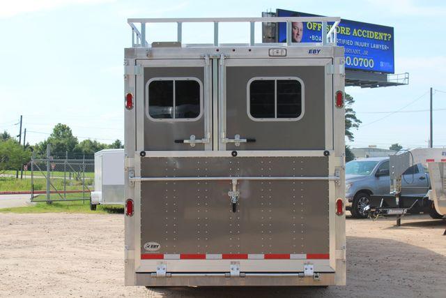 2019 Eby Legacy Series 5 + 1 Horse Slant Load CONROE, TX 14