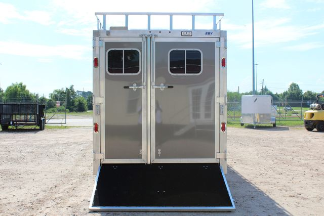 2019 Eby Legacy Series 5 + 1 Horse Slant Load CONROE, TX 15