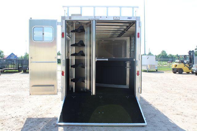 2019 Eby Legacy Series 5 + 1 Horse Slant Load CONROE, TX 19