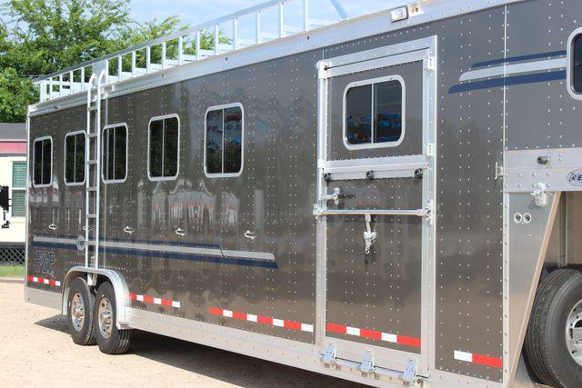 2019 Eby Legacy Series 5 + 1 Horse Slant Load CONROE, TX 2