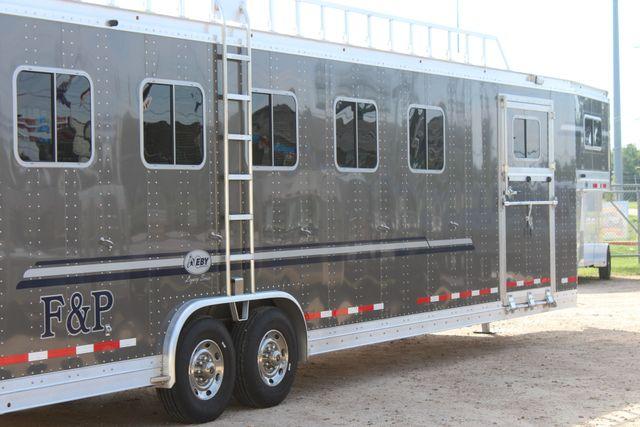2019 Eby Legacy Series 5 + 1 Horse Slant Load CONROE, TX 29