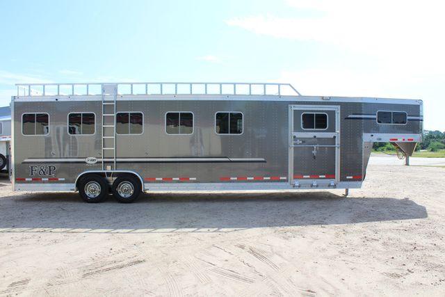 2019 Eby Legacy Series 5 + 1 Horse Slant Load CONROE, TX 31