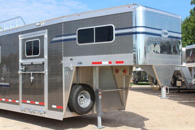 2019 Eby Legacy Series 5 + 1 Horse Slant Load CONROE, TX 3