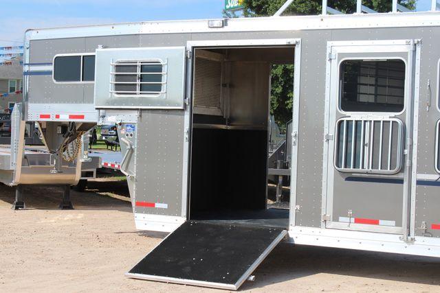 2019 Eby Legacy Series 5 + 1 Horse Slant Load CONROE, TX 6