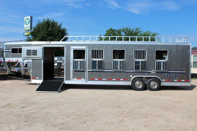 2019 Eby Legacy Series 5 + 1 Horse Slant Load CONROE, TX 10