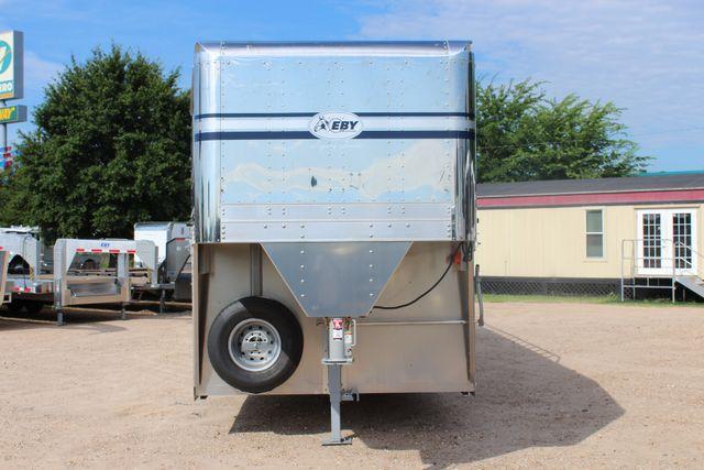 2019 Eby Legacy Series 5 + 1 Horse Slant Load CONROE, TX 4