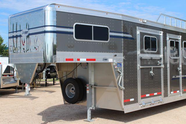 2019 Eby Legacy Series 5 + 1 Horse Slant Load CONROE, TX 5