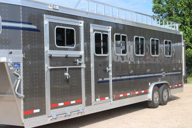 2019 Eby Legacy Series 5 + 1 Horse Slant Load CONROE, TX 7