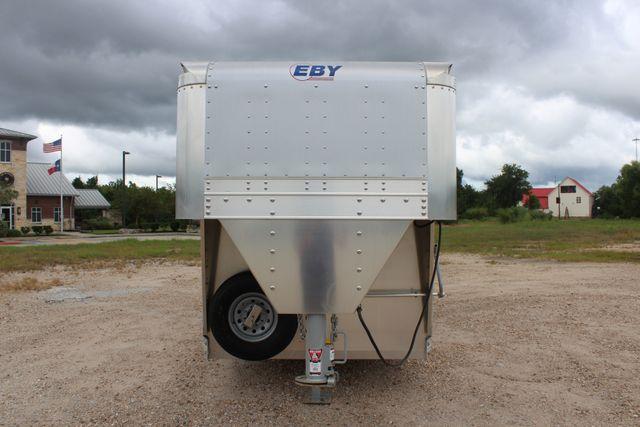 2019 Eby MAVERICK LS 20 20' LIVESTOCK TRAILER CONROE, TX 3