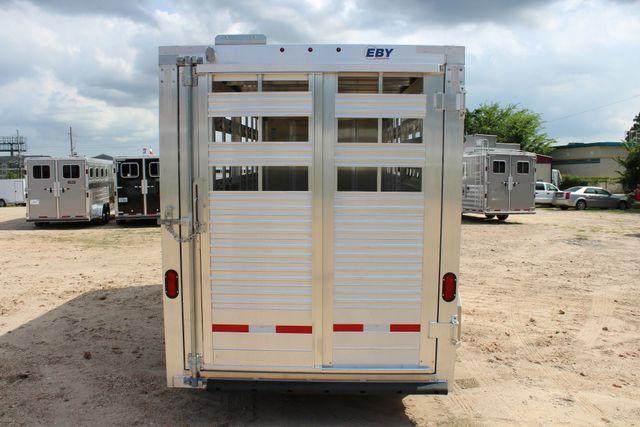 2019 Eby MAVERICK LS Livestock Cattle CONROE, TX 14