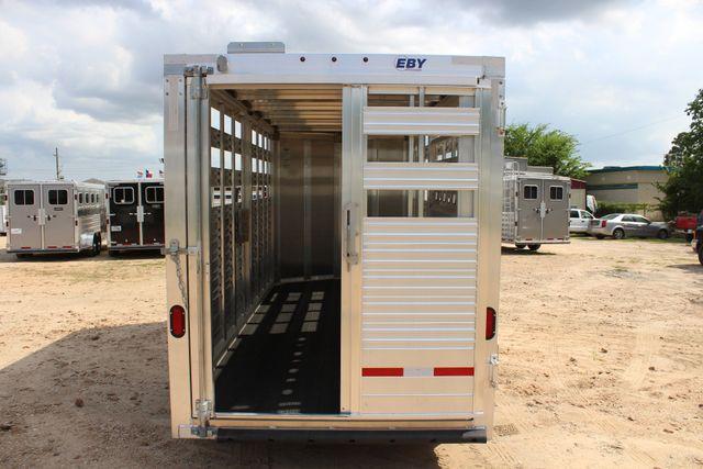 2019 Eby MAVERICK LS Livestock Cattle CONROE, TX 15