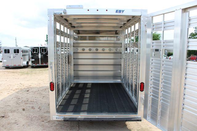 2019 Eby MAVERICK LS Livestock Cattle CONROE, TX 17